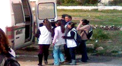 شرطة الناظور تعتقل تلميذة قاصر في حالة سُكْرٍ طافِح