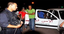 عاجل … الشرطة تداهم منزل مبحوث عنه في تطوان !