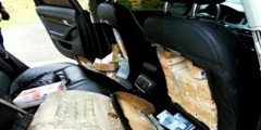 الشرطة الاسبانية توقف سيارة مسروقة قادمة محملة ب 200 كلغ من الحشيش