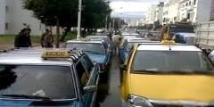 المكتب النقابي لسيارة الأجرة بتطوان يصدر بيانا
