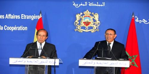 خارجية إسبانيا: العلاقات مع المغرب أولوية