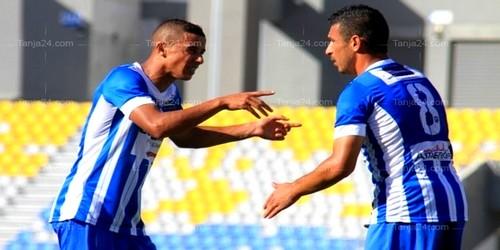 إتحاد طنجة يحقق نتيجة التعادل ضد النادي المكناسي خارج القواعد
