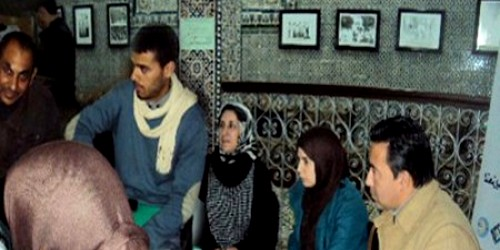لقاء تواصلي بين الوكالة الأميركية للتنمية وجمعيات المجتمع المدني بالمدينة العتيقة
