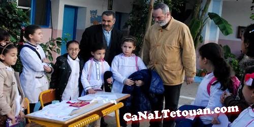 مؤسسات التعليمية بنيابة بتطوان تخلد اليوم الوطني للتعاون المدرسي