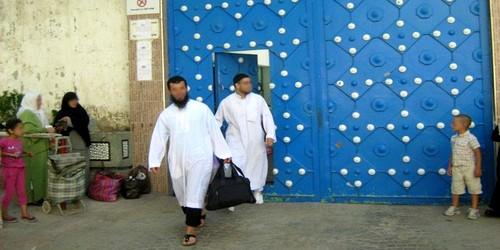 """الأشقاء """"كينوس"""" يدخلون في إضراب عن الطعام بسجن طنجة"""