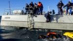 اعتراض قاربين للهجرة السرية قرب سبتة المحتلة !