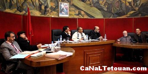 المفتشية العامة لوزارة الداخلية تراسل رئيس جماعة تطوان !