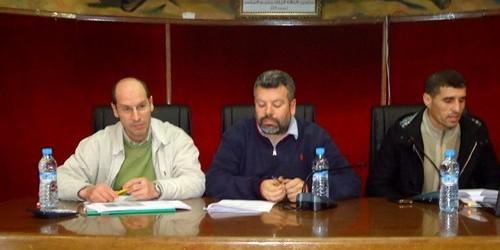 جمعية الأعمال الاجتماعية لموظفي الجماعة الحضرية لتطوان تعقد أشغال مجلسها الإداري