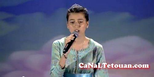 فاطمة الزهراء فتاة تطوانية أبرهت الملايين في تركيا بصوتها الرائع