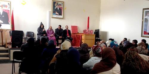 تكريم ثلاثة أساتذة متقاعدين بمركز باب تازة