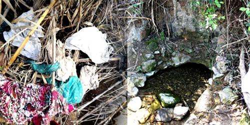"""التخلص من الملابس الداخلية في ضريح """" الحاج موسى"""" كفيل بتزويج العانس و إزالة """"التبعة"""""""