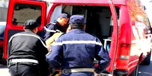 قتيلة و5 جرحى في حادثة سير وسط تطوان