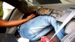 اعتقال شخصين حاولا تهريب مغربي أخر في سيارتهما في طريفة