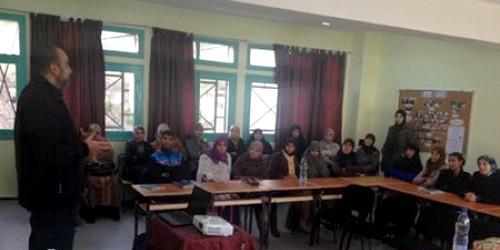 شبكة التنمية المجتمعية بتطوان تشرف على تأطير الجمعيات الشريكة في برنامج القرائية من أجل التمكين