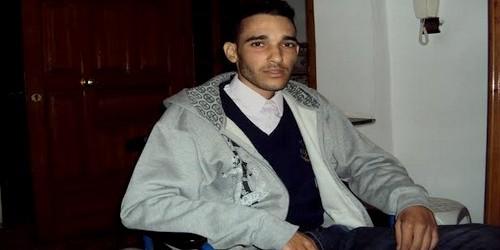دعوة للمحسنين لمساعدة شاب محمد بمرتيل