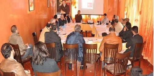 تطوان : المجلس العلمي الموسع التابع للمركز المغربي للدراسات والأبحاث في وسائل الإعلام والاتصال، ينهي أشغال دورته الثانية