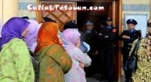 محكمة الارهاب تصدرا حكما في حق ثلاثة متهمين مغاربة ضمنهم امرأة