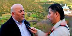 حوار مع رئيس جماعة أزلا السيد العربي أحنين