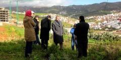 ترتيبات لإطلاق مشروع توسيع مقبرة طابولة بتطوان