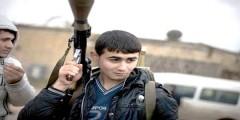 وفاة شاب تطواني في معارك مدينة حلب بسوريا  !