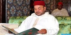 مدير معهد Parasanté الشمال لعلوم الصحة وتكوين الممرضين ينهئ الملك محمد السادس