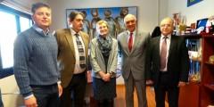 مشاريع اجتماعية و رياضية بين مؤسسة المغرب التطواني للأعمال الاجتماعية و الخيرية و جامعة غرناطة