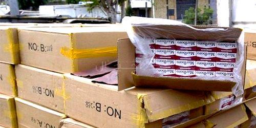 السجائر المهربة تفوق 12% في السوق المغربية