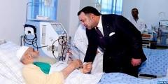 خبر عاجل بخصوص الملك محمد السادس