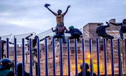 قلق الامم المتحدة لتوجهات اسبانيا تجاه ملتمسي اللجوء بسبتة ومليلية !