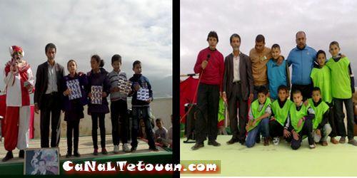 الأسبوع الثقافي في نسخته الثانية بمدرسة احمد بوكماغ بتطوان