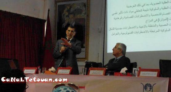 الدكتور سعد الدين العثماني يحاضر بالمدرسة العليا للأساتذة بمرتيل