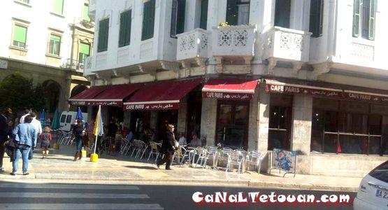 مقاهي ومطاعم تطوان تغلق أبوابها