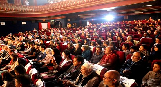 مهرجان الفيلم المدرسي بتطوان (فيديو)
