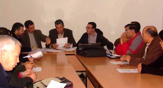 بعد التحيز الاعلامي الواضح… اتحاد الصحافيين الرياضيين المغاربة بتطوان تصدر بيانا استنكاريا