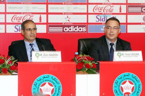 بعد اقالة الزاكي … تعيين مدرب جديد للمنتخب المغربي