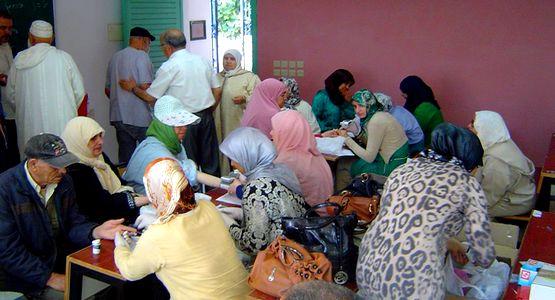 جمعية السكري وقاية – تكفل تطوان : تنظم يوما طبيا للمصابين بداء السكري (صور)