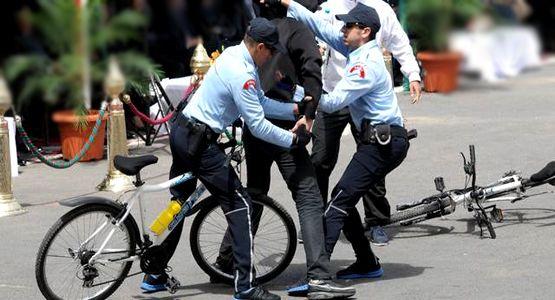رجال أمن بمرتيل مهددون بالسجن بسبب إعتداءهم على قريب لشخصية نافذة في أجهزة الدولة