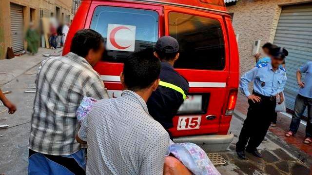 الغاز يرسل أسرة مكونة من خمسة أفراد إلى غرفة الإنعاش بمرتيل