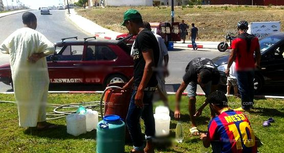 انقطاعات متوقعة في خدمات التزود بالماء بعدد من أحياء طنجة