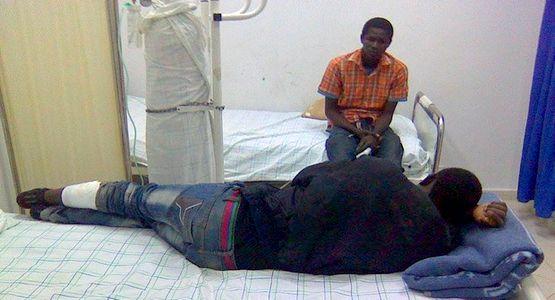 اعتداءات خطيرة على أربعة مهاجرين افريقيين بالفنيدق