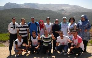 تطوان : حملة للتبرع بالدم بجماعة العليين