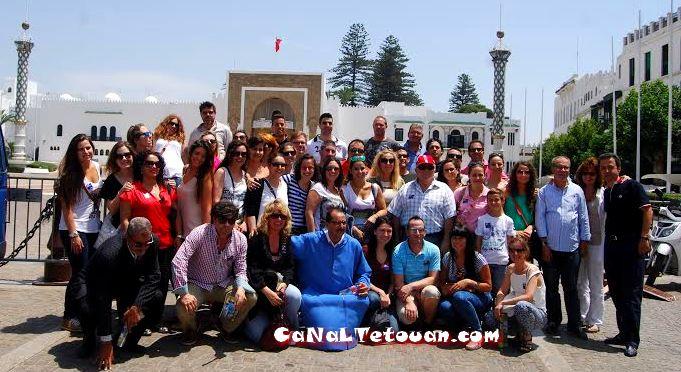 تزايد السياح الوافدين على تطوان !