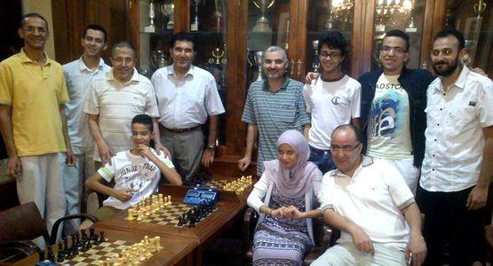 النتائج النهائية للمهرجان الرمضاني في الشطرنج بين الاندية بتطوان (صور)