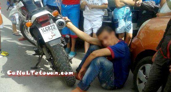 القبض على وحش أدمي من القنيطرة متلبسا بمحاولة اغتصاب طفلة عمرها 6 سنوات بتطوان (صور)