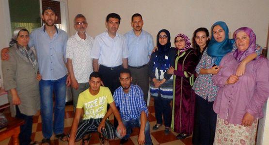 جمعية بوسافو تنظم عملية إفطار الصائم طيلة شهر رمضان لفائدة المحتاجين