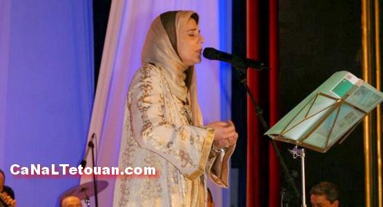 من تطوان … سلوى الشودري تصدر أغنية تتضامن مع غزة (للاستماع)