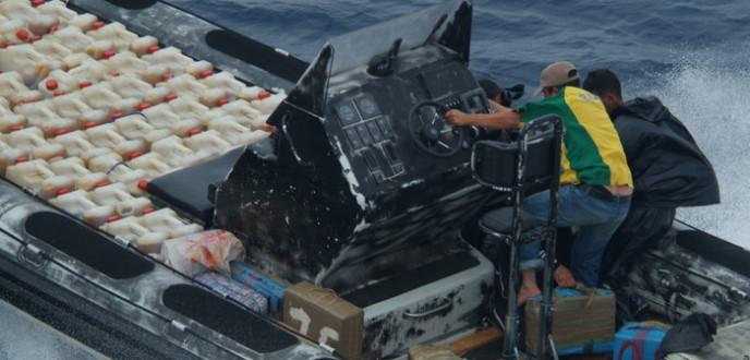 حجز قارب على متنه كمية هامة من المخدرات ينشط بين جنوب اسبانيا وسواحل طنجة تطوان