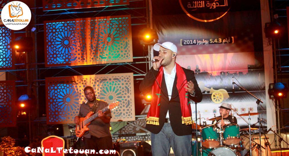حصريا ! روبورتاج لحفل الفنان العالمي ماهر زين بتطوان يلهم حماس الآلاف من الحضور