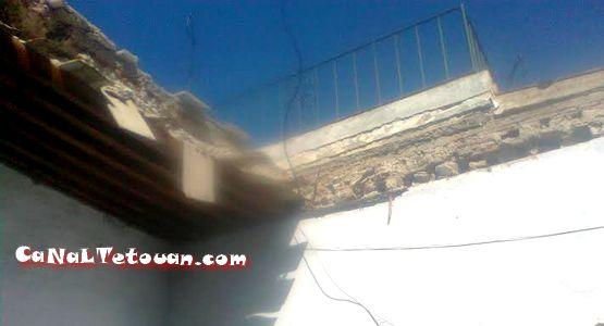 خطير … أربعة منازل انهارت بالمدينة العتيقة بتطوان في ظرف أسبوع !! (صور)