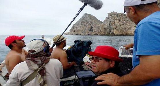 المخرج التطواني مصطفى الشعبي ينتهي من تصوير احداث فيلمه الجديد : « جزيرة ليلى»